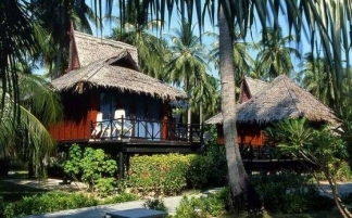 피피 아일랜드 빌리지 & 스파 / PhiPhi Island Village Resort & Spa (Formerly : Outrigger Phi Phi Island Resort &