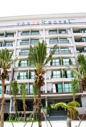 보그 파타야 호텔 / Vogue Pattaya Hotel Pattaya 3rd Road